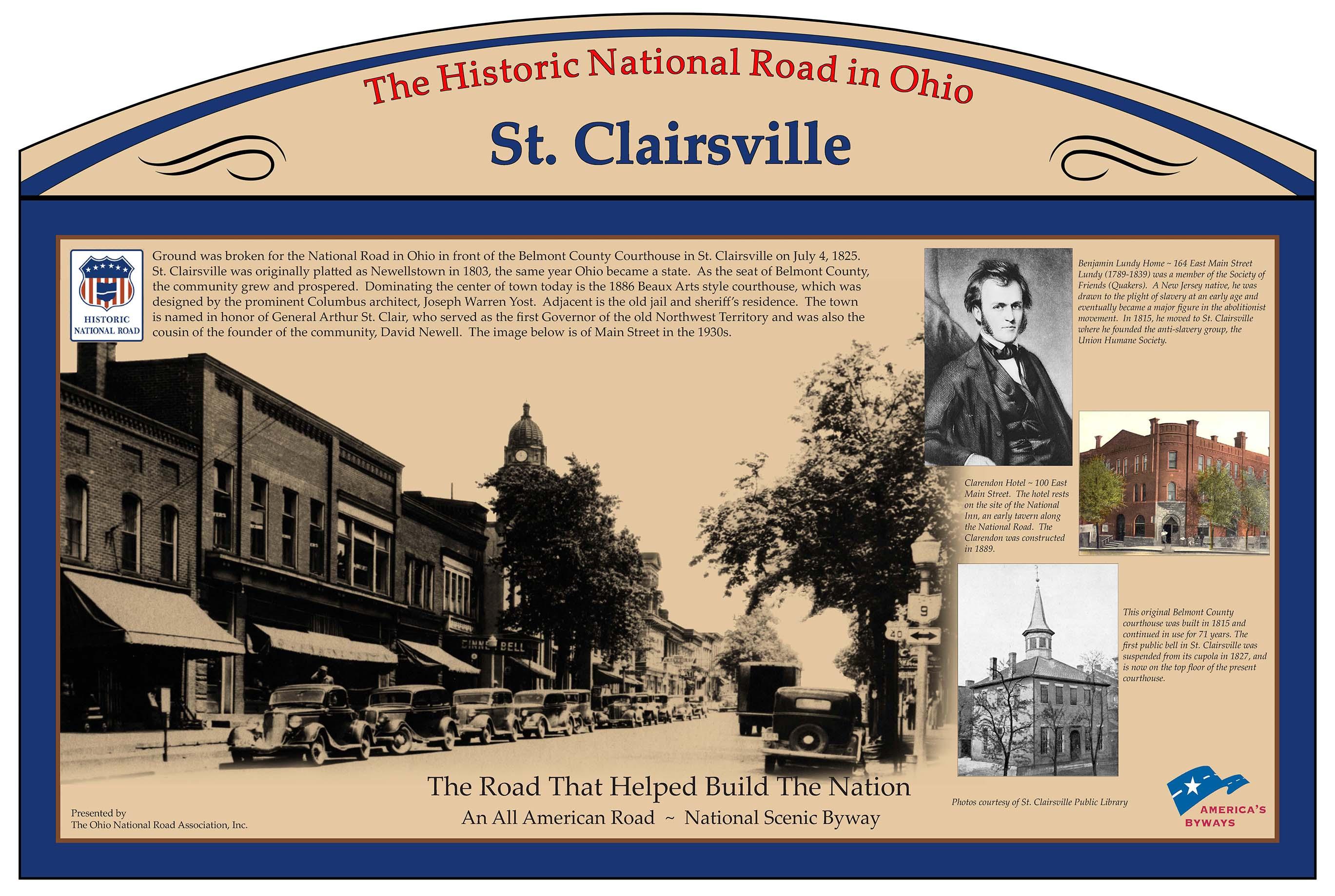 StClairsville