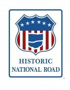 Historic National Road logo