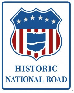Historic National Road logo
